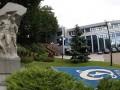 У колоннады стадиона Динамо появятся два памятника