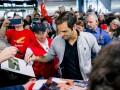 Федерер: Стать первым почти в 37 лет - самое большое достижение в моей карьере