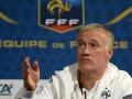 Тренер сборной Франции: Меня потрясла украинская команда