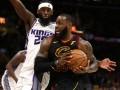 НБА: Кливленд одержал 13-ю победу подряд, Бостон одолел Даллас