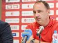 Тренер Славии: Фактор поля в первой игре с Динамо не так уж важен