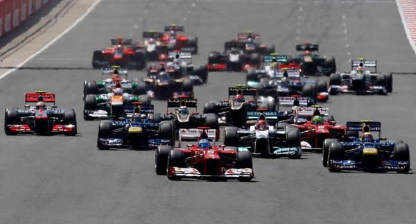 Онлайн трансляция Гран-при Великобритании