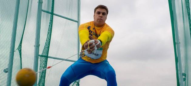 Кохан принес Украине третью золотую медаль юношеской Олимпиады за день