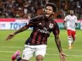 Луис Адриано забил дебютный гол за Милан