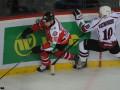 Донбасс второй раз подряд проиграл матч КХЛ