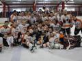 Хоккей: Вице-чемпион Украины хочет сыграть в Континентальном Кубке