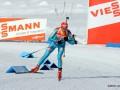 Биатлон. Мужская сборная Украины остановилась в шаге от пьедестала