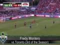 Это пять. Лучшие голы недели в MLS