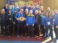 Украинские боксеры собрали полный комплект наград на чемпионате Европы