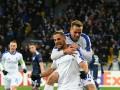 Динамо победило Олимпиакос вышло в 1/8 финала Лиги Европы