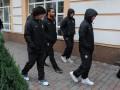 Шахтер прогулялся по Полтаве перед матчем Кубка Украины (фото)