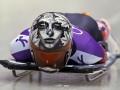 Женщины, орлы и черепа: Самые яркие шлемы спортсменов на Олимпиаде в Сочи