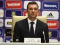 Официально: Шевченко вошел в тренерский штаб сборной Украины