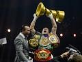 Усик и Всемирная боксерская суперсерия: что они дали друг другу