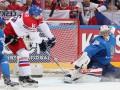 ЧМ по хоккею: Чехия уверенно обыгрывала Казахстан