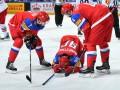 Россия - Чехия 3:0  Видео шайб и обзор матча ЧМ-2017 по хоккею
