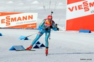Сергей Семенов отлично пробежал первый этап