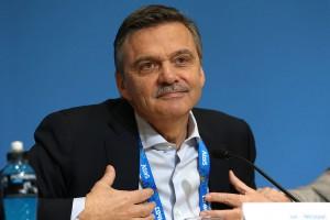 Глава ИИХФ: Шансов на сделку с НХЛ об участии игроков на ОИ-2018 больше нет