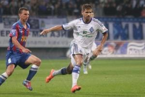 Велозу дебютировал за Динамо в матче против Арсенала
