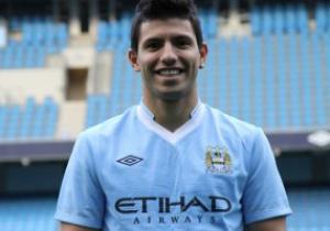 Официально: Серхио Агуэро - игрок Манчестер Сити