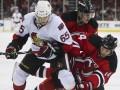 NHL:  Нью-Джерси победила Оттаву