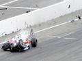 Страшная авария на Гран-при Германии