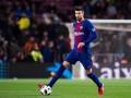 Защитник Барселоны пропустит матч чемпионата Испании из-за проблем с коленом