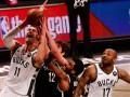 Плей-офф НБА: Бруклин обыграл Милуоки, но потерял Хардена