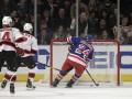 NHL: Рейнджеры всухую обыграли Девилс, Виннипег дома уступил Эдмонтону