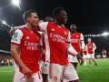Арсенал вышел в 1/4 Кубка Лиги, пройдя Лидс