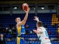 Сборная Украины улучшила свои позиции в рейтинге FIBA