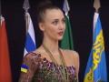 Украинские гимнастки завоевали четыре медали на этапе Кубка мира