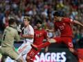 Португалия – Россия: Быстрый гол привел к победе хозяев