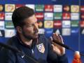 Тренер Атлетико: Мы были близки к идеалу