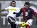 Каладзе: Лучше стабильно играть в Дженоа, чем время от времени в Ювентусе