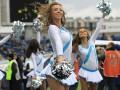 Красота на морозе. На матче Зенит – Базель фанатов будут развлекать настоящие красотки (ФОТО)