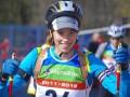 Российская биатлонистка