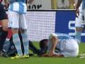 Нетрадиционное лечение: Врач ударил игрока в больную ногу