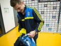 Футболисты сборной Швеции не смогли поделить футболку Месси