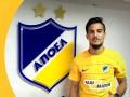 Динамо бесплатно отпустило своего полузащитника в АПОЭЛ
