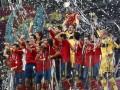 Я тут был. UEFA предлагает болельщикам найти себя на трибунах матчей Евро-2012