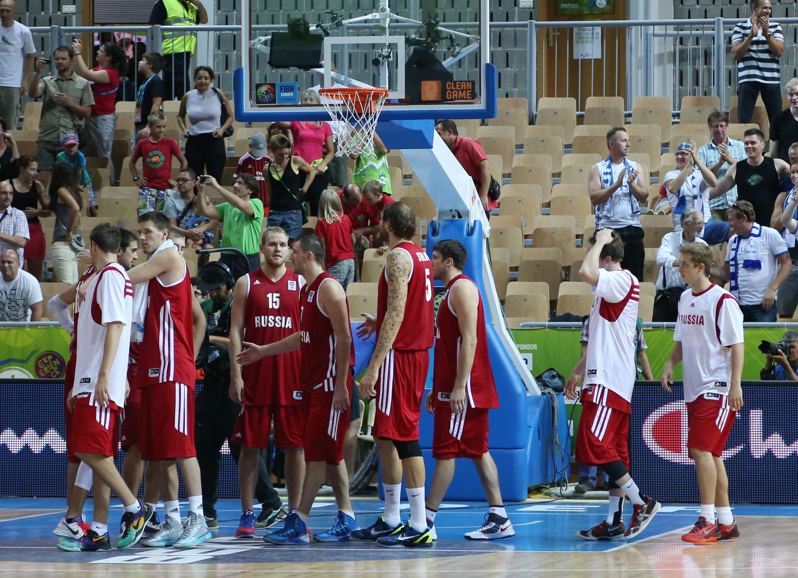 Чемпионат мира по баскетболу-2014 пройдет без сборной России
