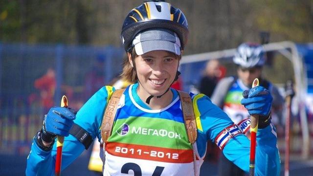 Анастасия Калина теперь выступает за Беларусь