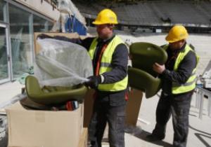 В Гданьске завершается строительство арены к Евро-2012