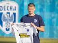 Десна подписала контракт с экс-защитником Олимпика