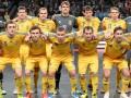 Футзал: Украина уничтожает Словакию с разгромным счетом