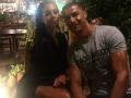 Беременная подруга Роналду нашла нового партнера