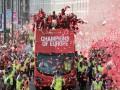 Чемпионский парад Ливерпуля посетили 750 тысяч человек
