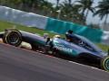 Пилоты Mercedes выиграли первые свободные завезды в Малайзии