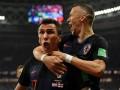 Хорватия добыла волевую победу над Англией и сыграет в финале ЧМ-2018